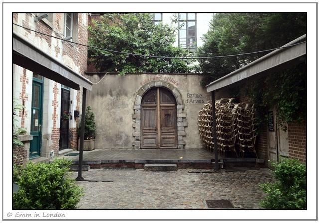Le Barbue dAnvers, Rue Saint Etienne, Lille