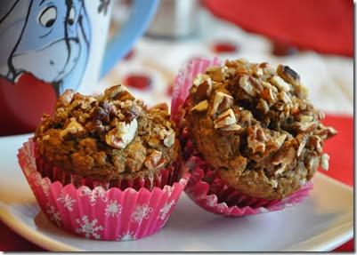 Paleo Banana Nut Muffins 10