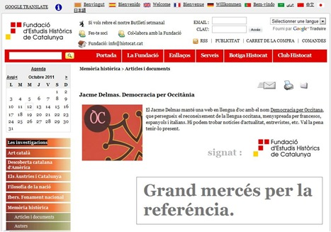 Fundació d'Estudis Històrics de Catalunya