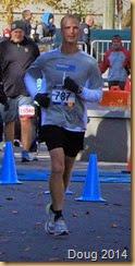 Steve on the run
