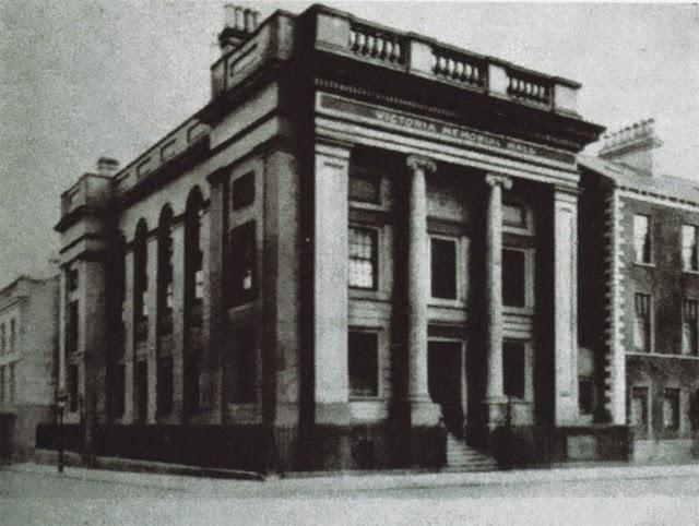 Belfast Music Hall 640