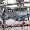 Douglas SBD-3 Dauntless at the National World War II Museum