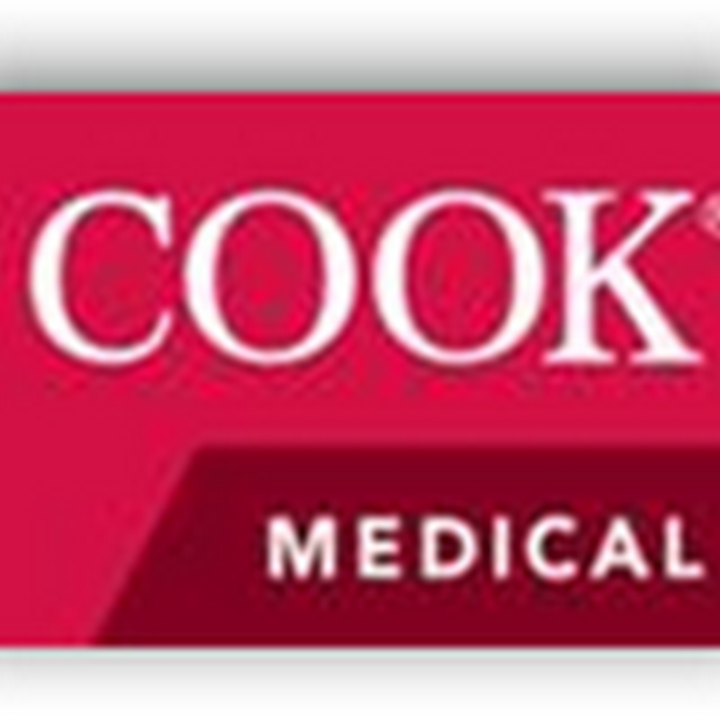 Cook Medical Receives FDA Approval for Iliac Leg Graft For Use With Patients With Abdominal Aortic Aneurysms