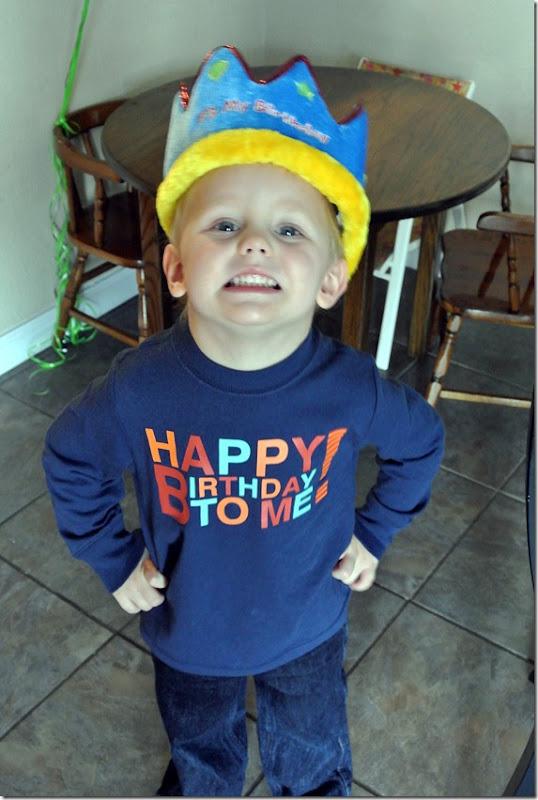 Noah's 3rd Birthday 073