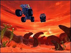 لعبة البيتش باجى Beach Buggy Racing للأيفون وأيباد - 4