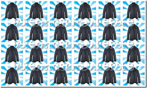 3 cappotti invernali