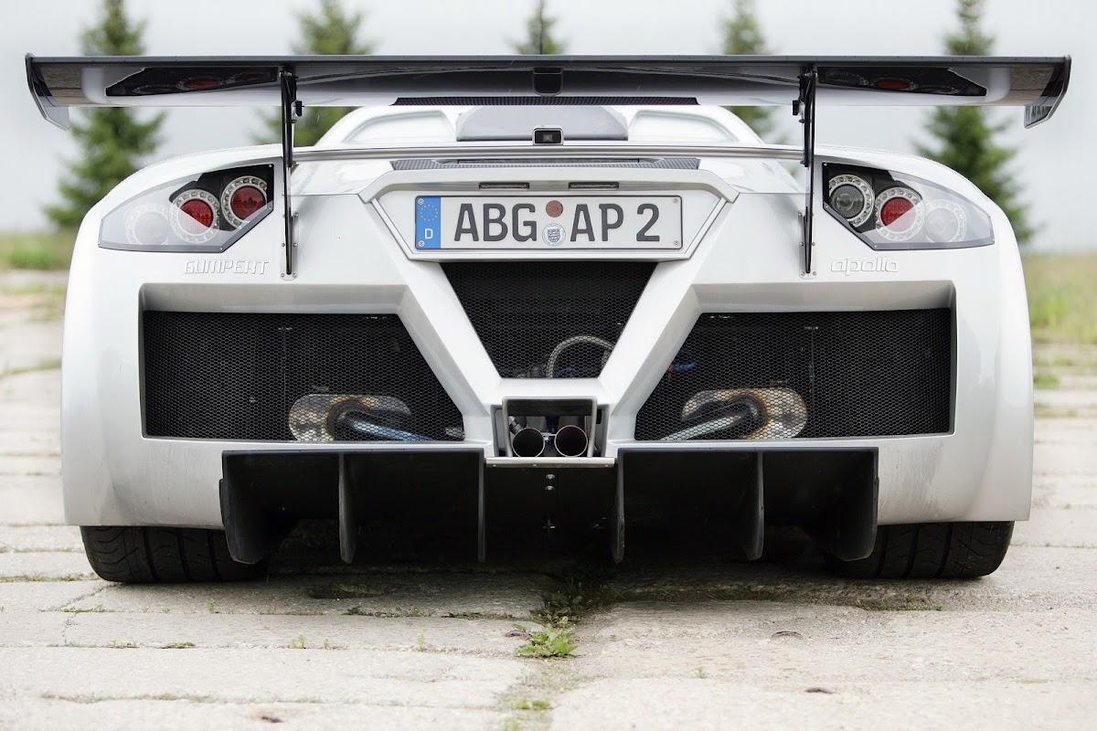 German Sports Car Manufacturer Gumpert Is Insolvent Again
