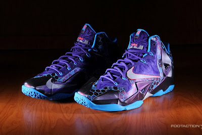 nike lebron 11 gr summit lake hornets 8 08 Release Reminder: LeBron 11 Hornets Buzz In Tomorrow