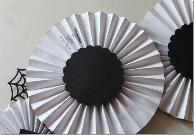 Paper Fan Back Reinforce
