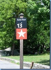 2713 Pennsylvania - Gettysburg, PA - Gettysburg National Military Park Auto Tour - Stop 13 Spangler's Spring