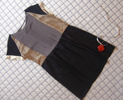 vestido antes