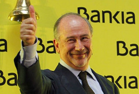 Rodrigo Ratio, Bankia