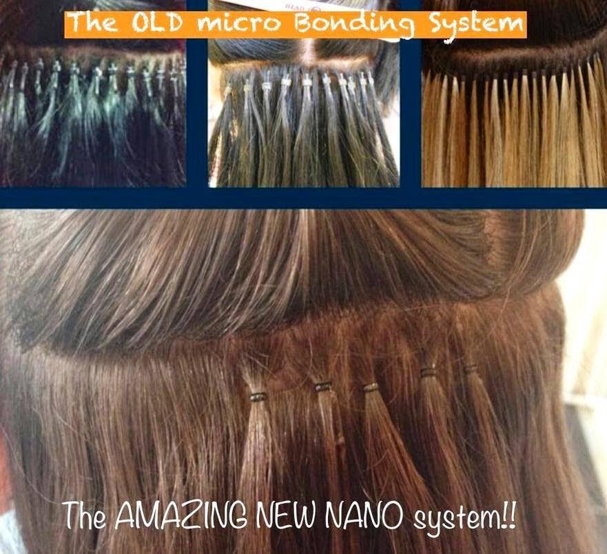 Glam Fairy Hair Extensions Ottawa Gatineau The Nano Link Hair