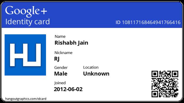 Google+-ID-Card