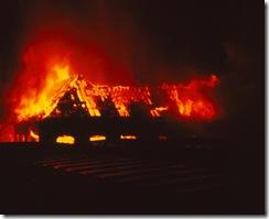 mill fire 1965