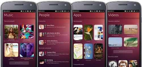 linee guida di Ubuntu Phone OS