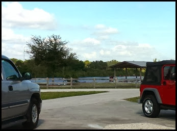 03b - Our Site is along the Okeechobee Canal