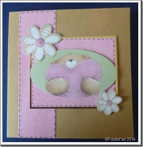 Forever Friends Card Kit 2
