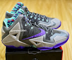 nike lebron 11 gr terracotta warrior 5 04 Nike Drops LEBRON 11 Terracotta Warrior in China
