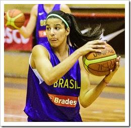 Seleção Brasileira Sub-17 Feminina de Basquete - Treino da Seleção Brasileira Sub-17 Feminina. - Brasil - sp - São Bernardo do Campo - Ginásio Baetinha -  - www.inovafoto.com.br - id:66191