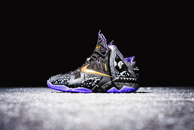 nike lebron 11 gr black history month 7 10 Release Reminder: Nike LeBron 11 Black History Month