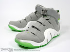 lebron4 dunkman 11 The Real Dunkman Version of the Nike Zoom LeBron IV