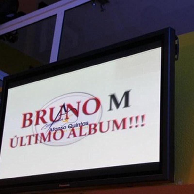 Apresentação do Novo (e último) Álbum de Bruno M [Vídeo]
