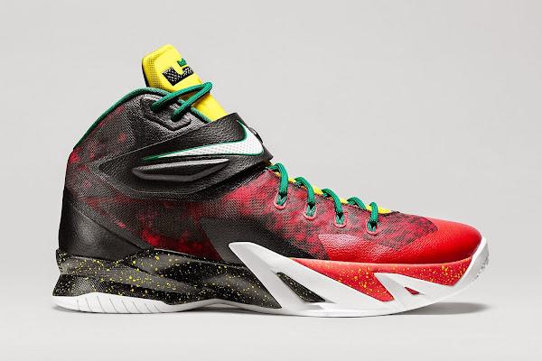 Detailed Look at Nike Zoom Soldier VIII Premium aka 8220Christmas8221