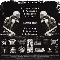 Insomnia_Isterica_&_Agathocles_Punk_Attitude_(Split_7'')_back