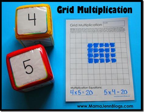 free  multiplication games 3rd grade