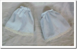 Blues Skirts for Barbie Dolls