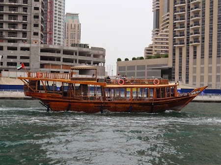 Cruise in Dubai Marina