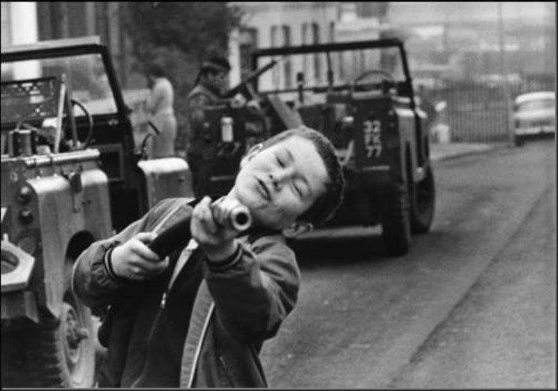Belfast, Irlanda del Nord, 1972