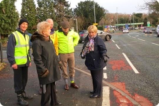 Broughton Lane junction photo
