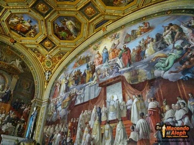 Visitar los Museos Vaticanos Roma 5
