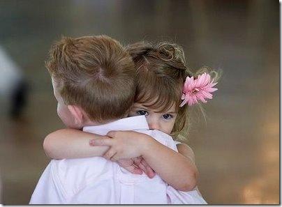 Criança é o que há de melhor neste mundo.