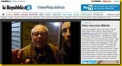 video majo saluta picone parma repubblica it