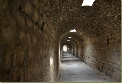 Asclepion Underground Passage