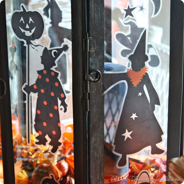 H'ween Lantern-Bargain Decorating with Laurie
