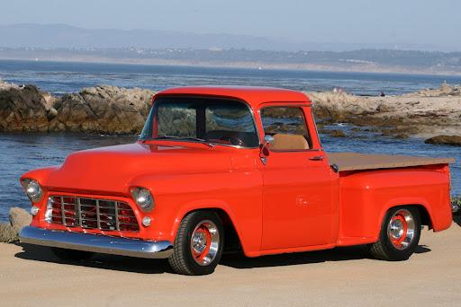 chevrolet 57 chevy pickup