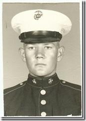 Bob Marine Veteran