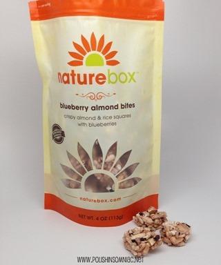 NatureBox Blueberry Almond Bites