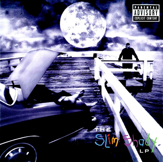 EMINEM-The Slim Shady Lp (Cover)