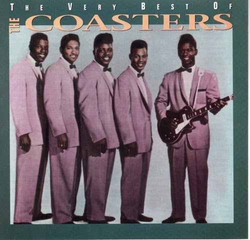 The Coasters - The Very Best Of - Front