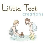 Little toot creations logo