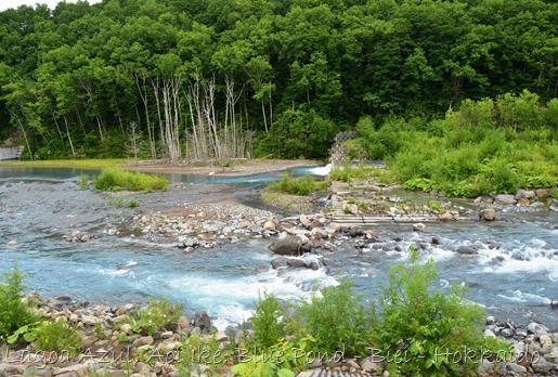 Lagoa Azul - Biei - Hokkaido - Glória Ishizaka - 10
