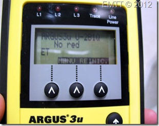 No red Argus