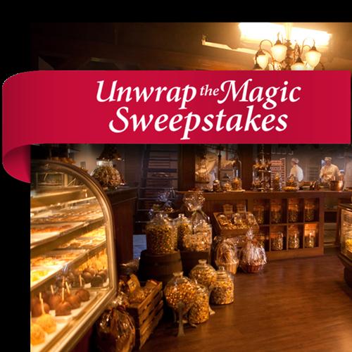 Unwrap the Magic Sweepstakes