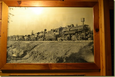 Original Train at IW
