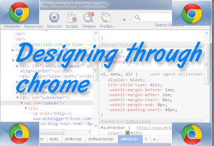 Google Chrome Developer tool